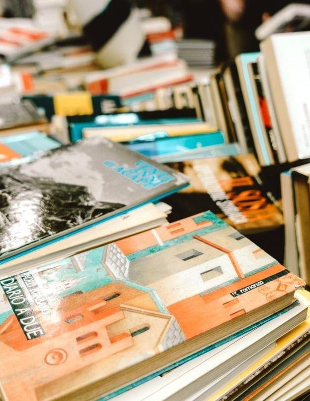 boekwinkel van Venetië
