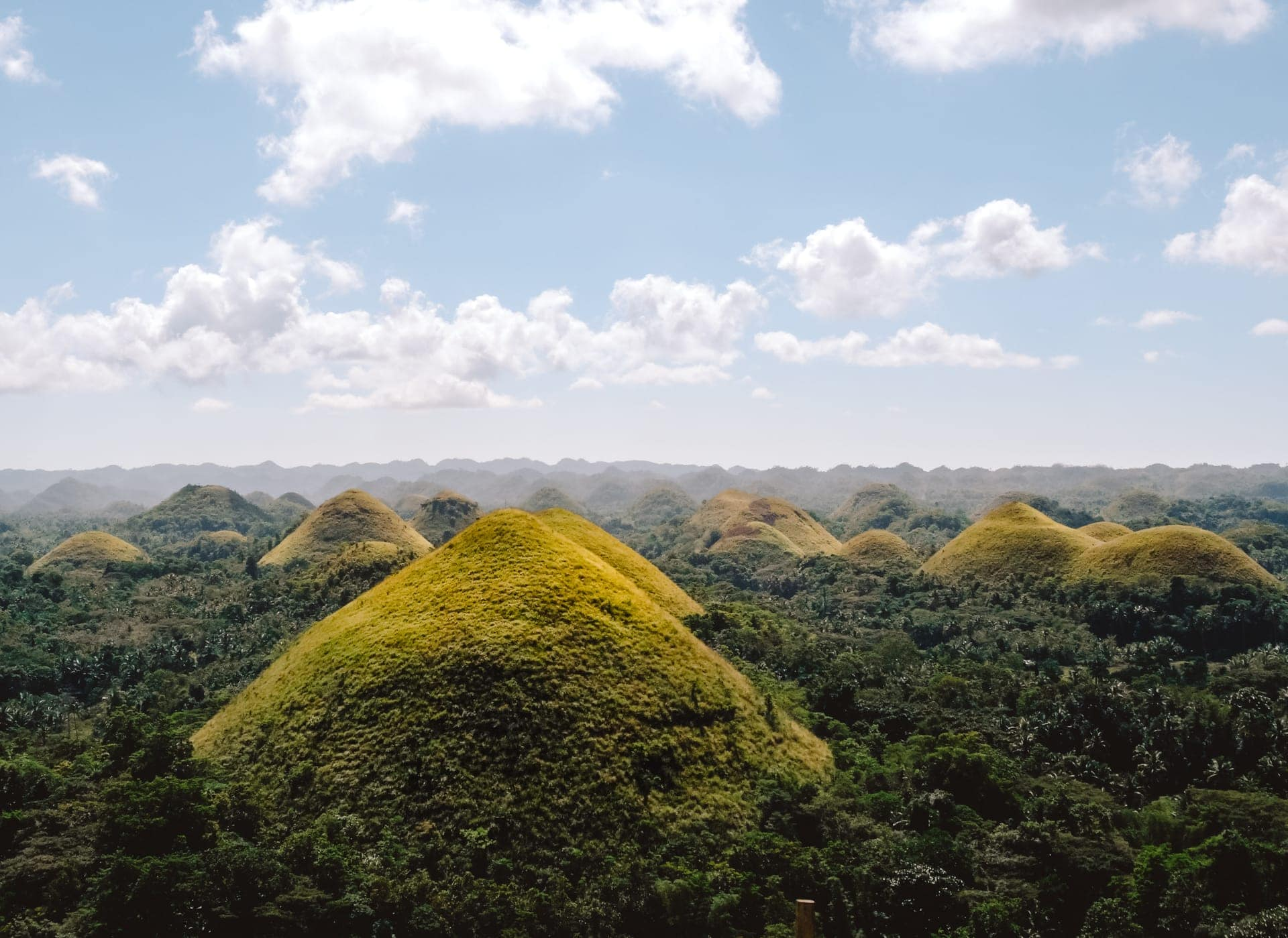 philippines travel guide chocolate  hills