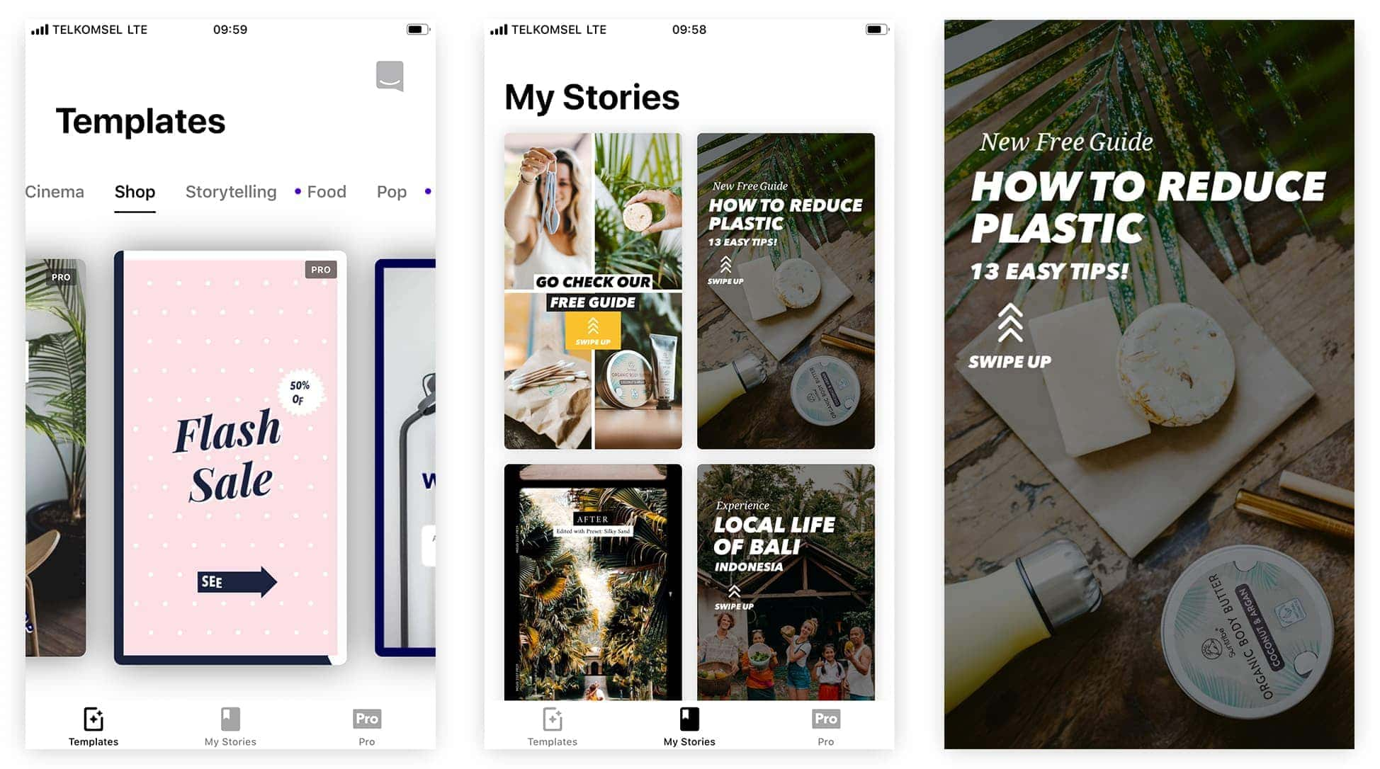 best apps instagram stories mojo