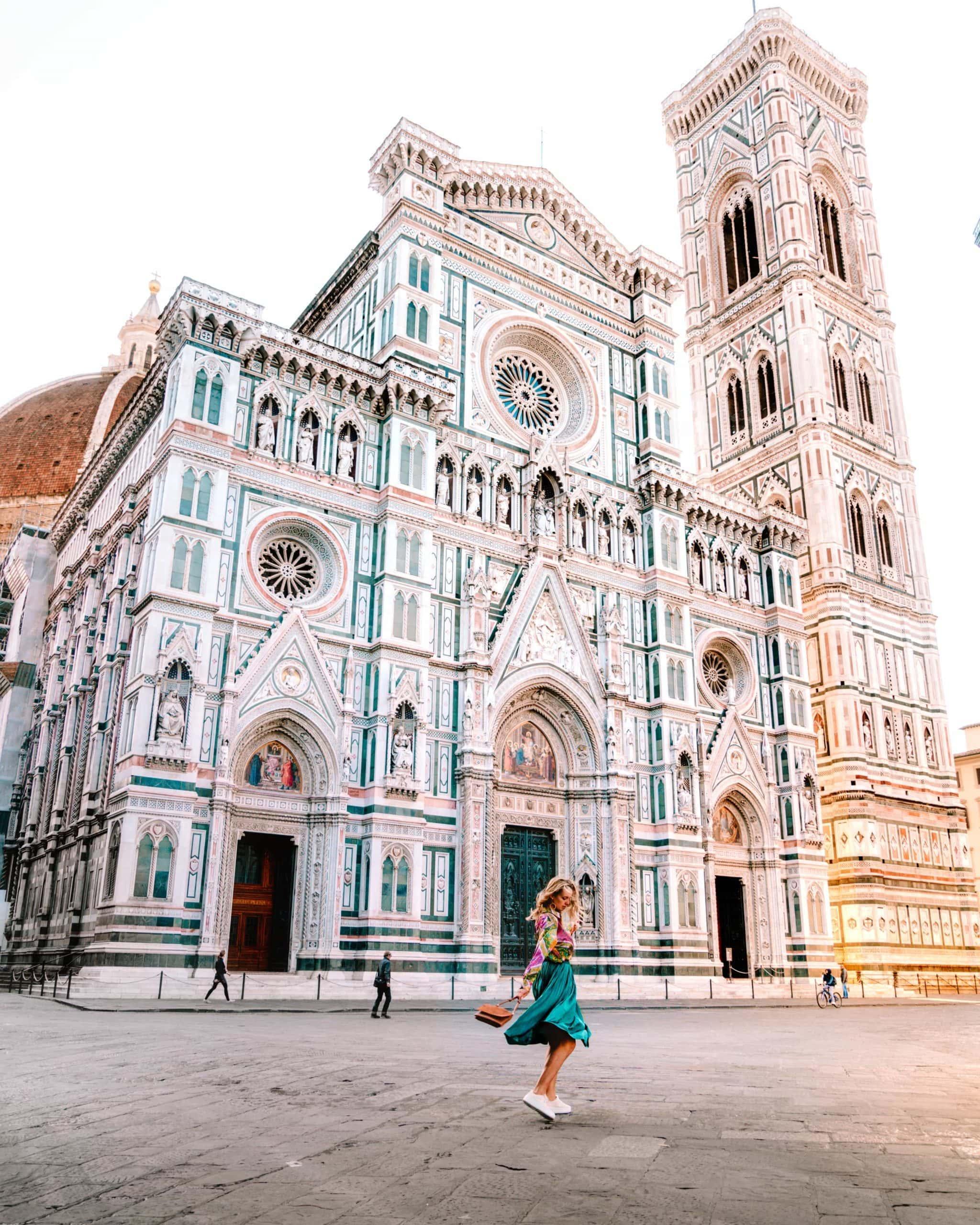 bezienswaardigheden Florence kathedraal Santa Maria del Fiore
