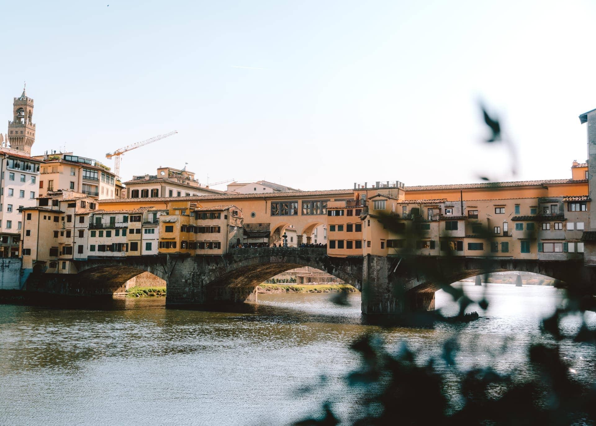 wat te doen florence Ponte Vecchio