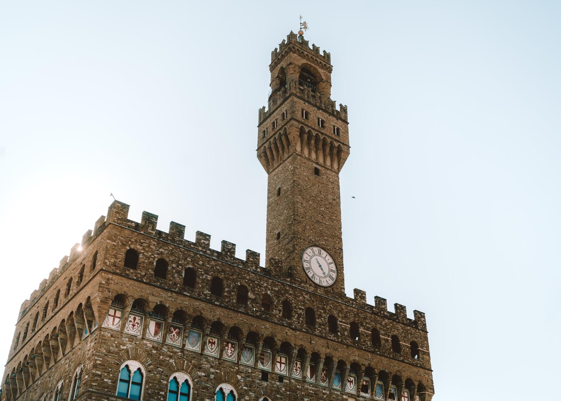 leukste bezienswaardigheden Florence Palazzo Vecchio