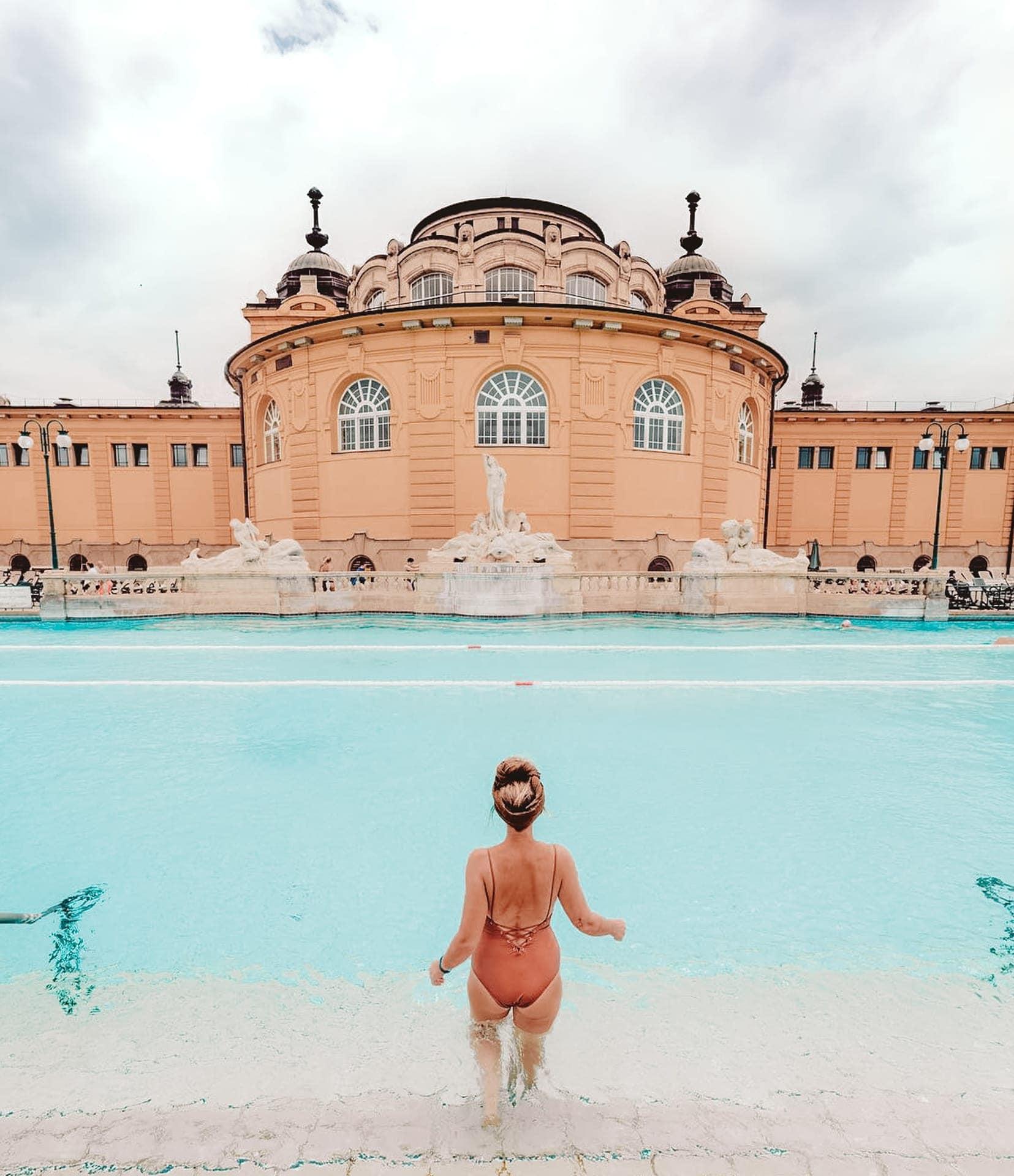 badhuis van Boedapest bezienswaardigheden
