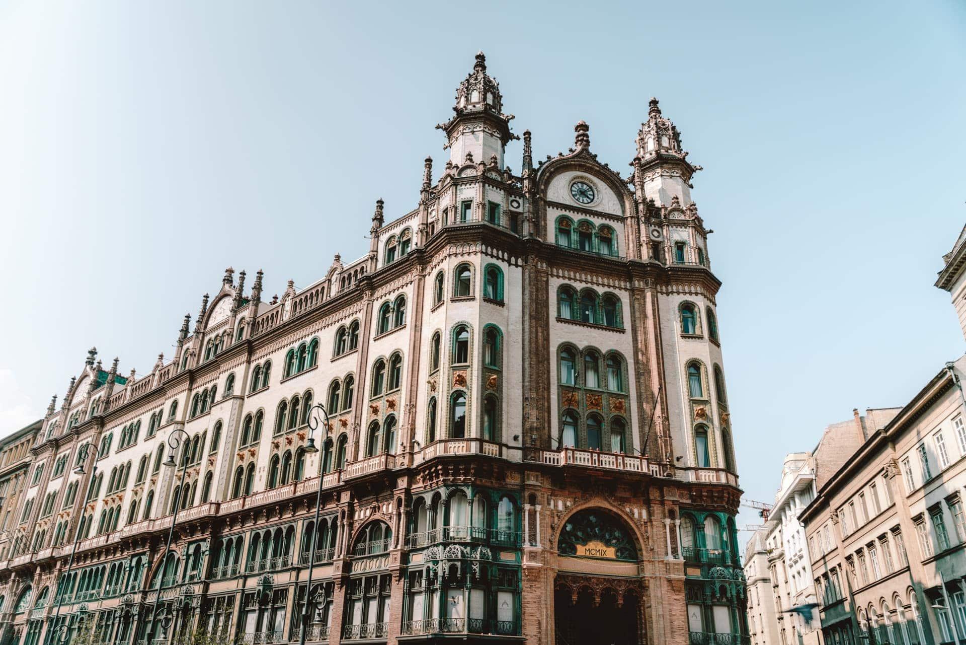 budapest huis