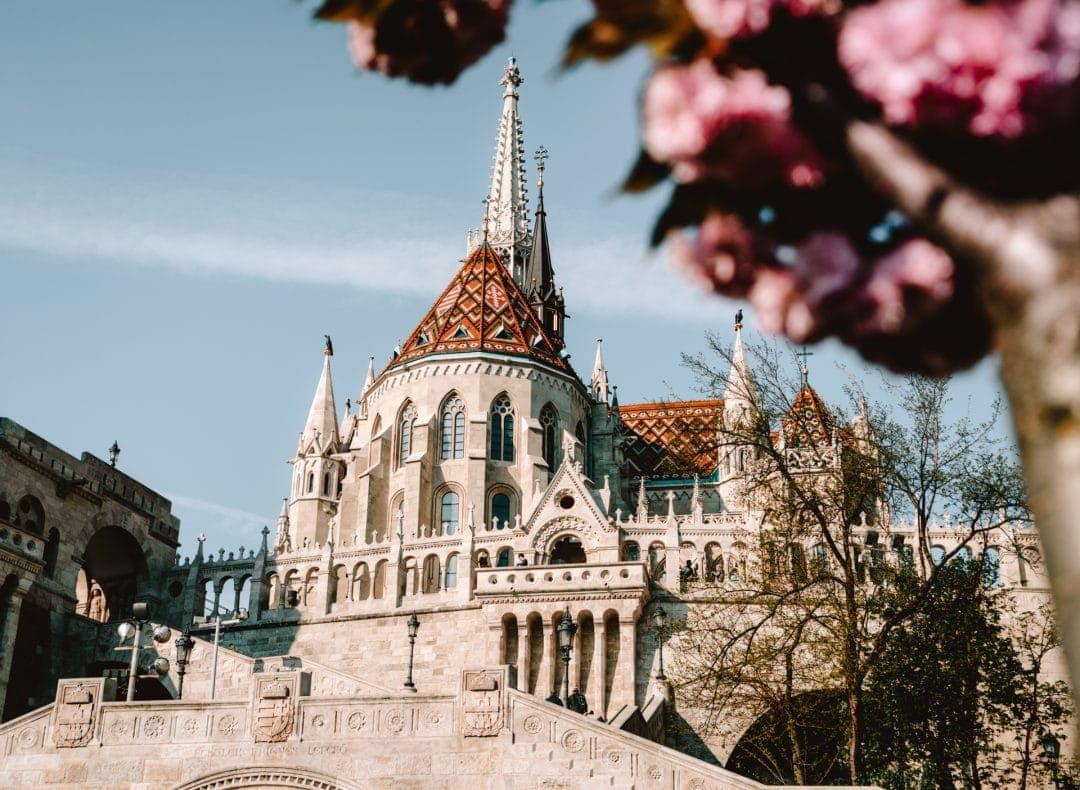 budapest Matthiaskerk