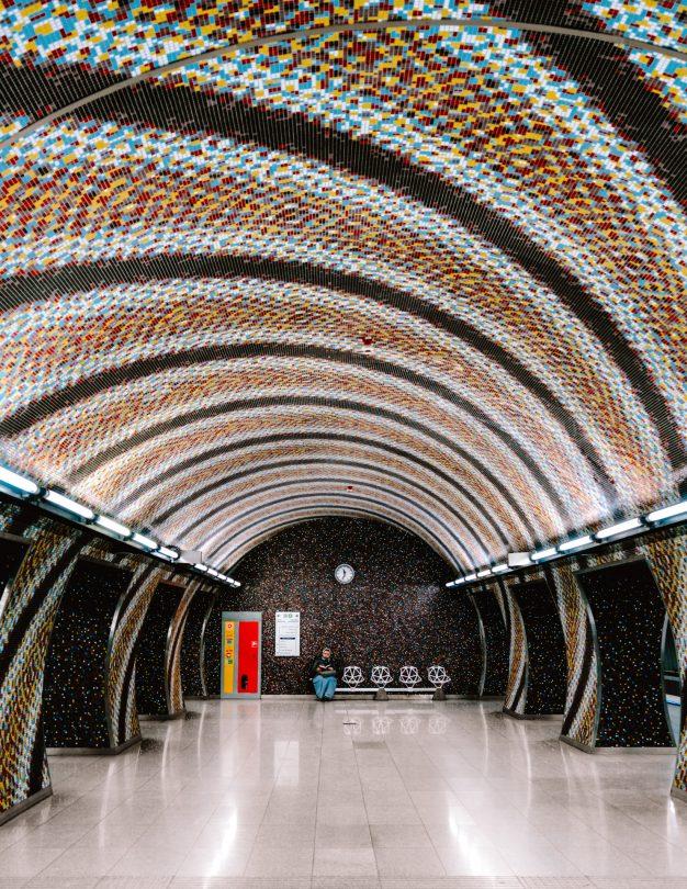 metro van boedapest