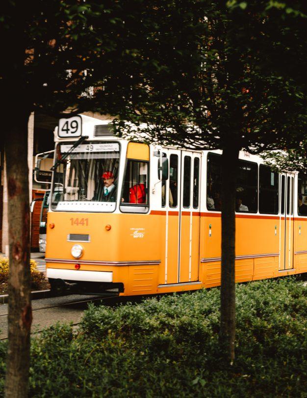 budapest stedentrip vervoer tram