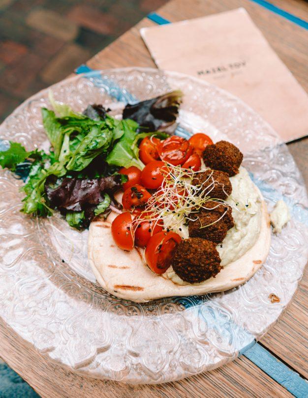 budapest food Mazel Tov