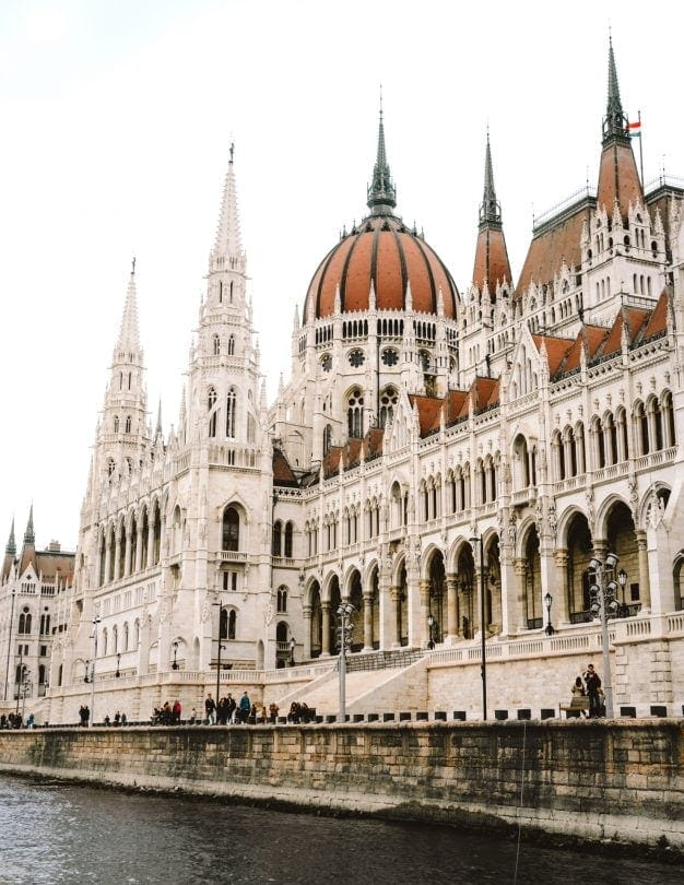 Parlementsgebouw Boedapest bezienswaardigheid