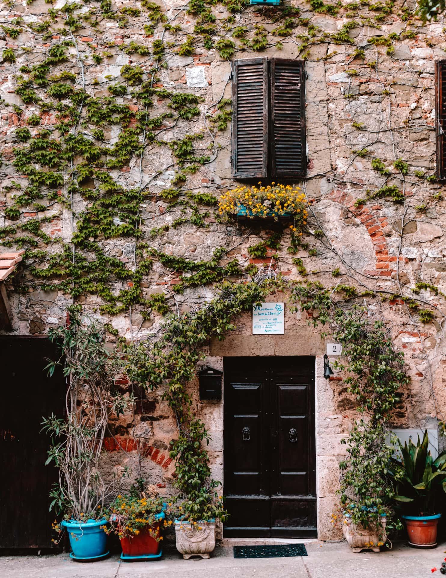 vakantie toscane Montemerano
