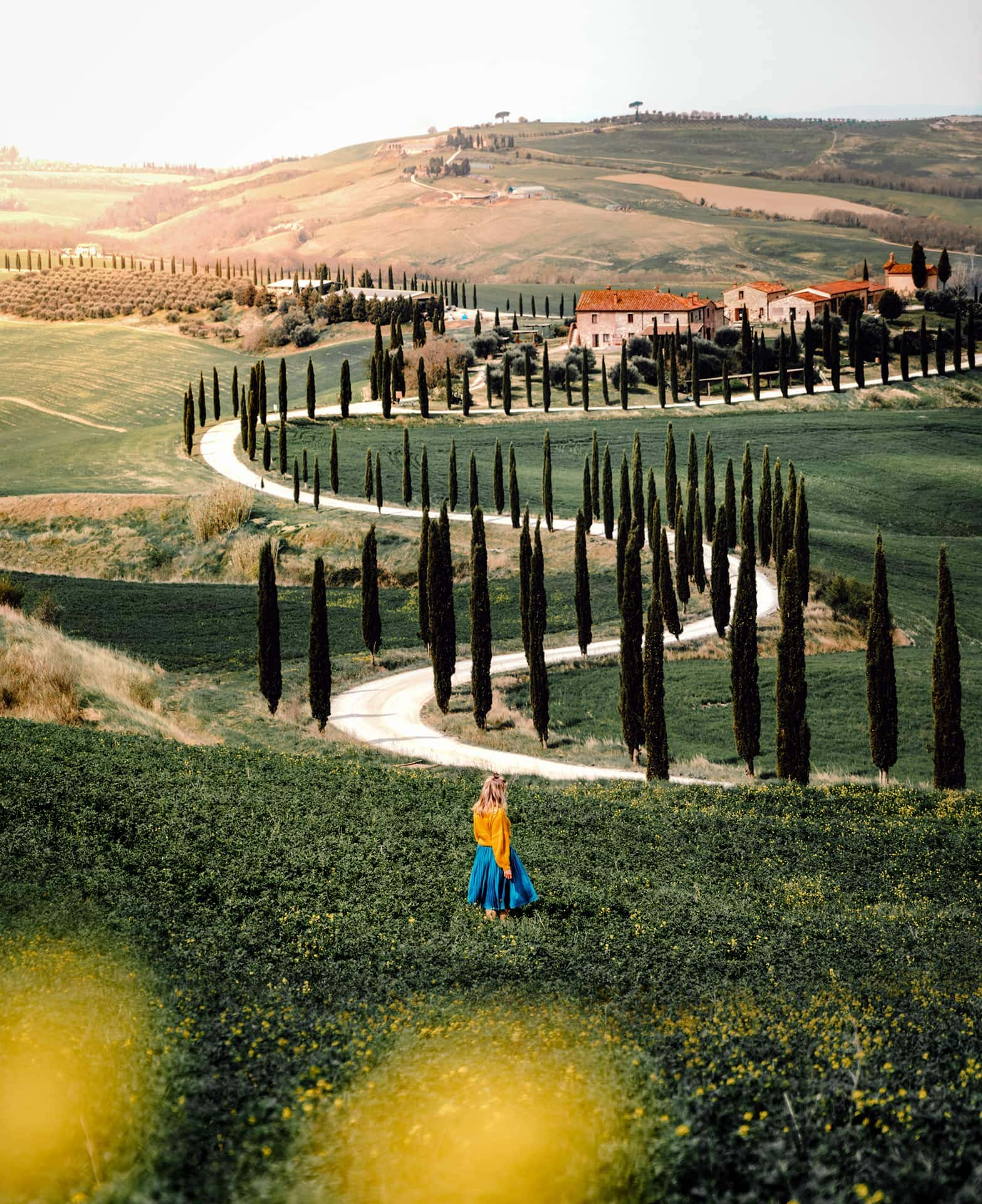 vakantie Toscane italie