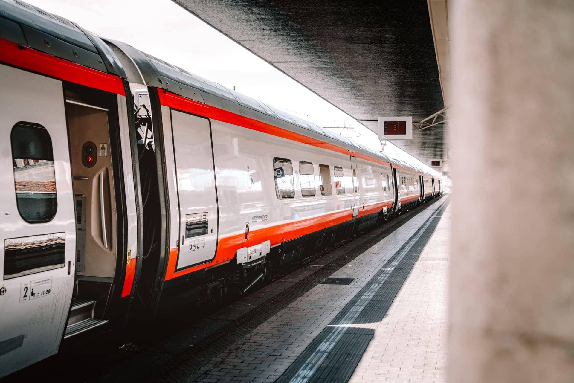 rondreis italië trein