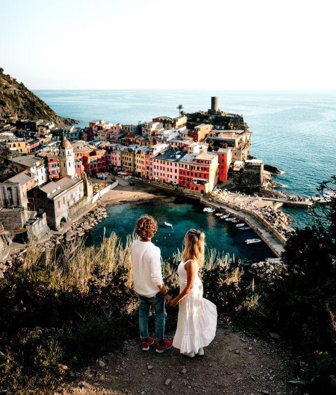 roadtrip Italië Cinque Terre