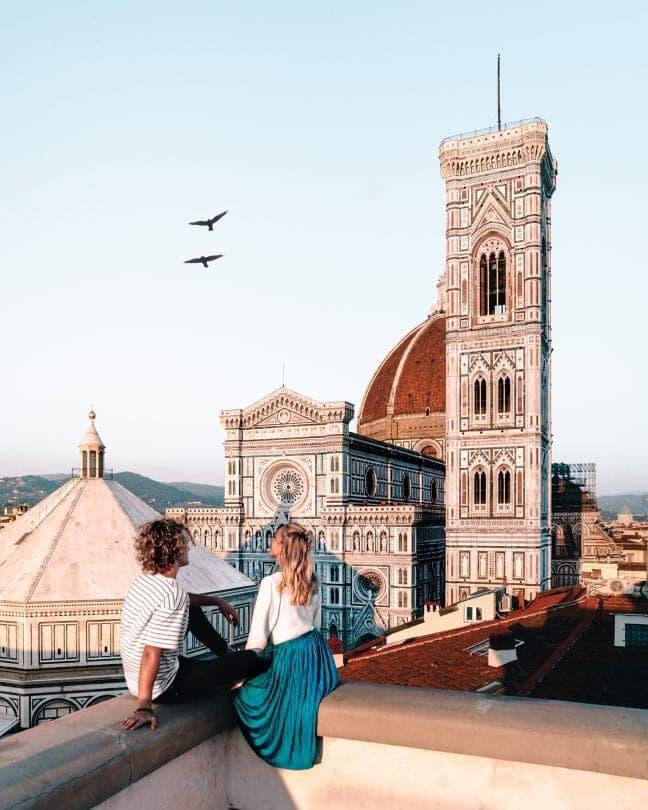Piazza del Duomo Florence