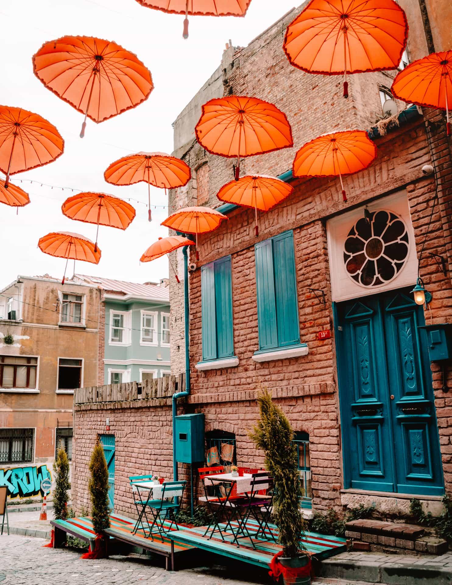 istanbul colorful balat