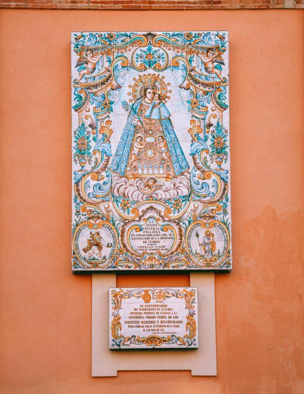 church valencia spain