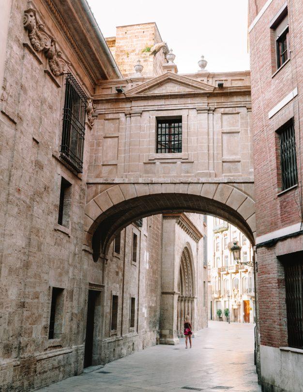 Arco de La Calle de la Barchilla