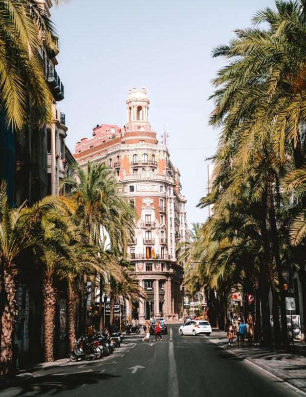 valencia city spain