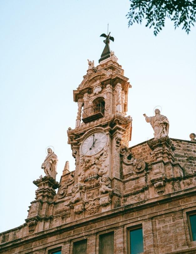 valencia church