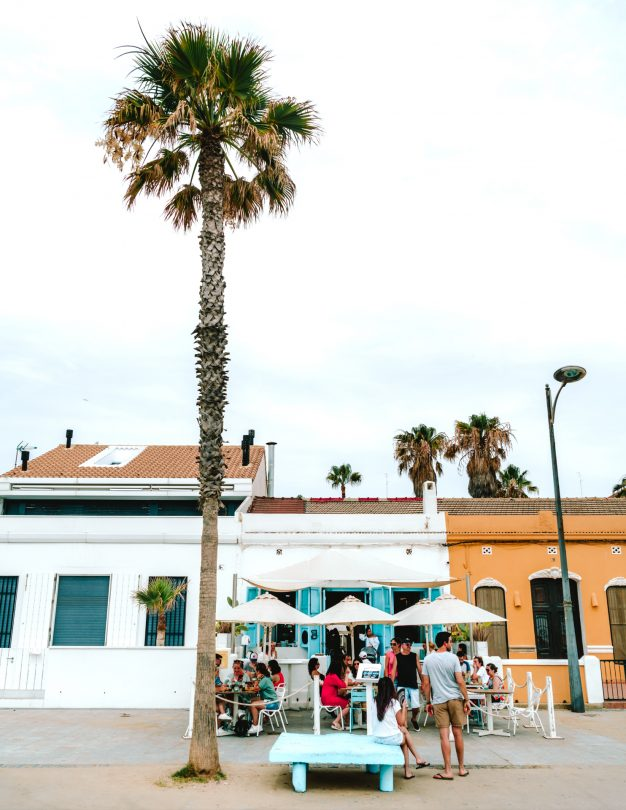 valencia spain restaurant
