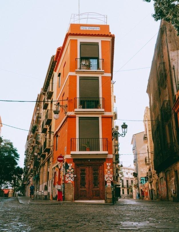 valencia spain El Carmen