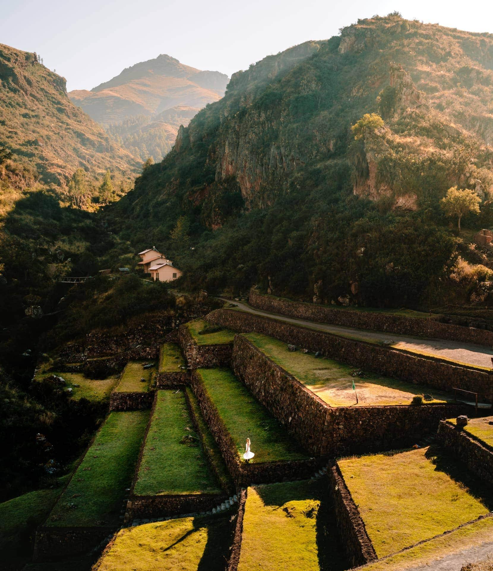 Sacred Valley cusco guide peru