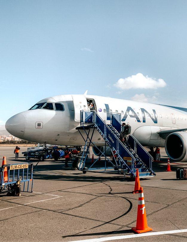 airplane cusco