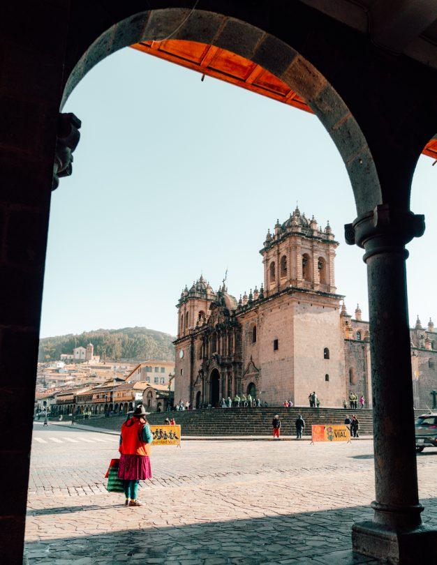 cusco church