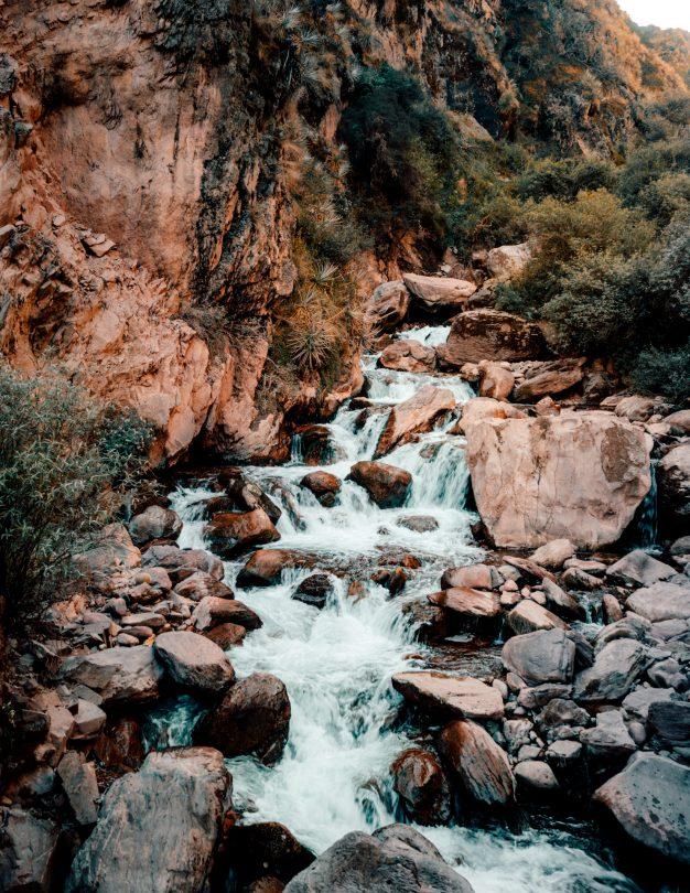 peru valley river