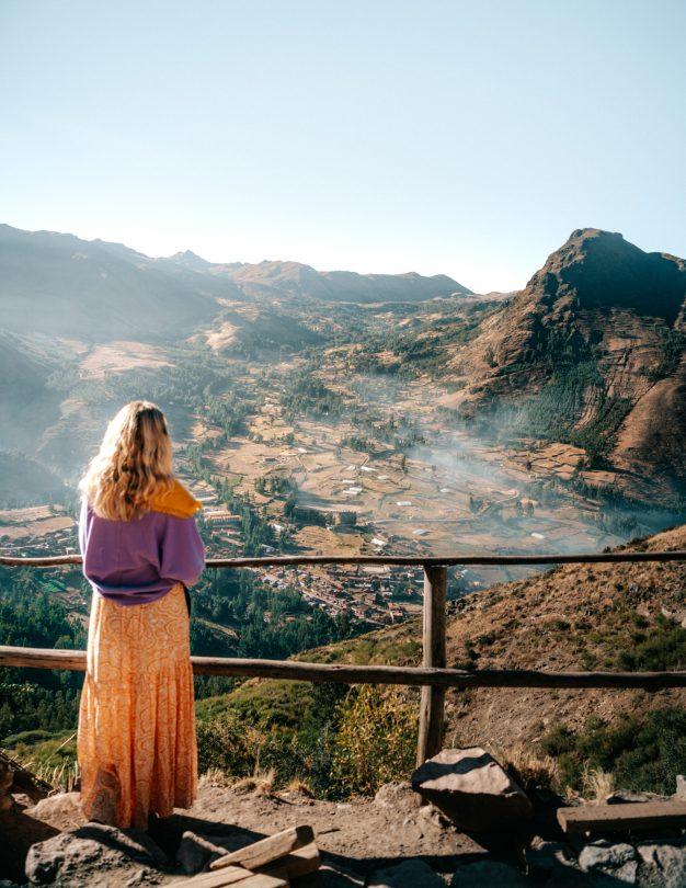 cusco peru sacred valley