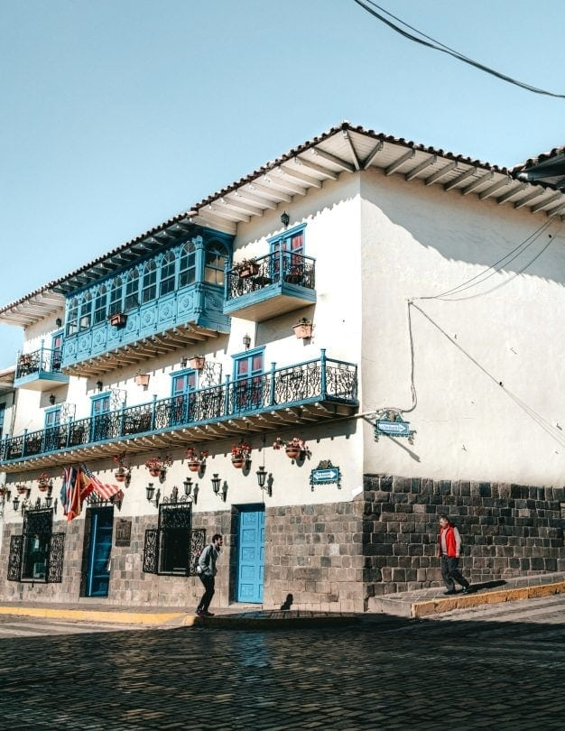 Things to do in Cusco Streets