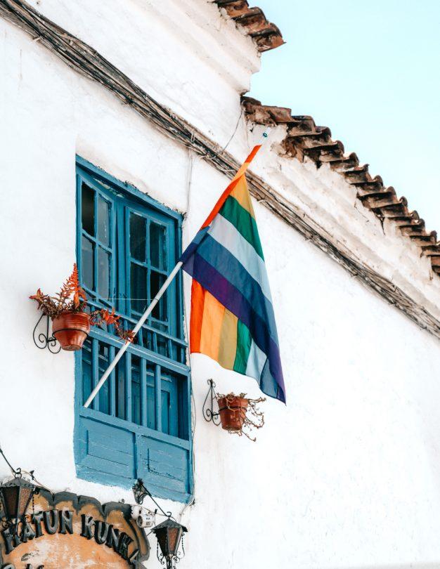 Cusco Inka flag