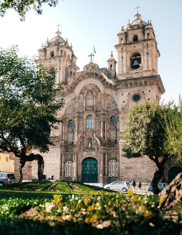 Things to do in Cusco Cathedral