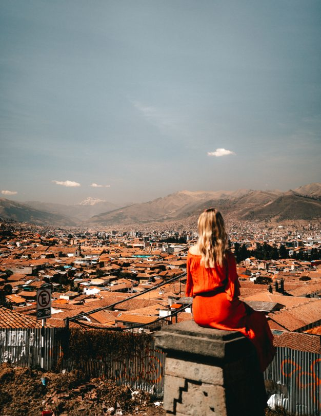 things to do in Cusco viewpoint