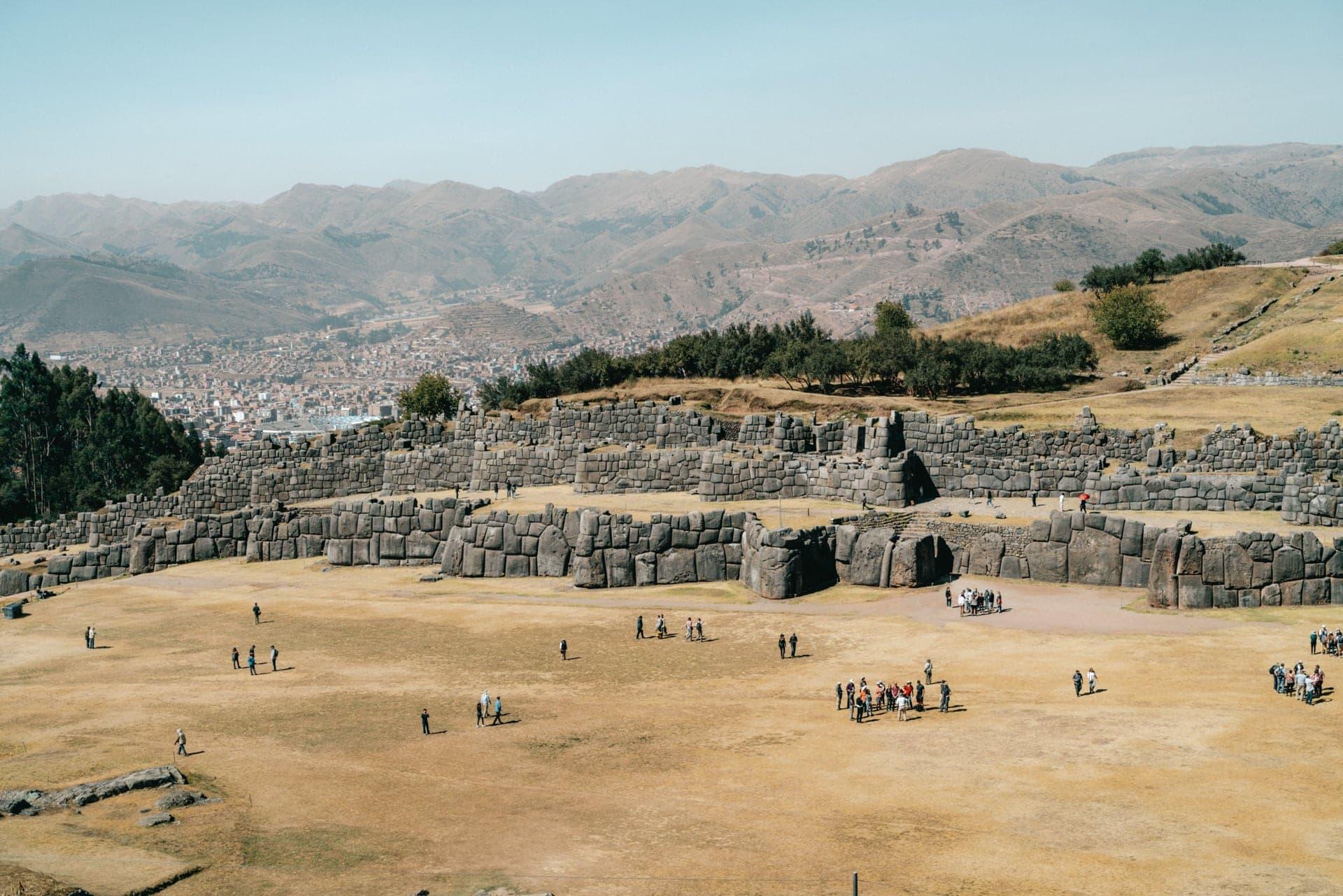 Things to do in Cusco Peru Sacsayhuaman Ruins