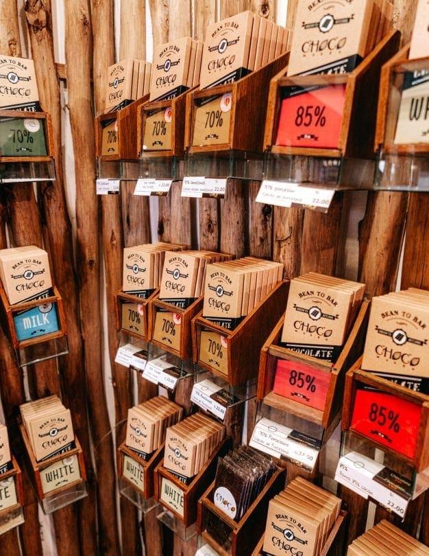 Cusco Chocolate workshop