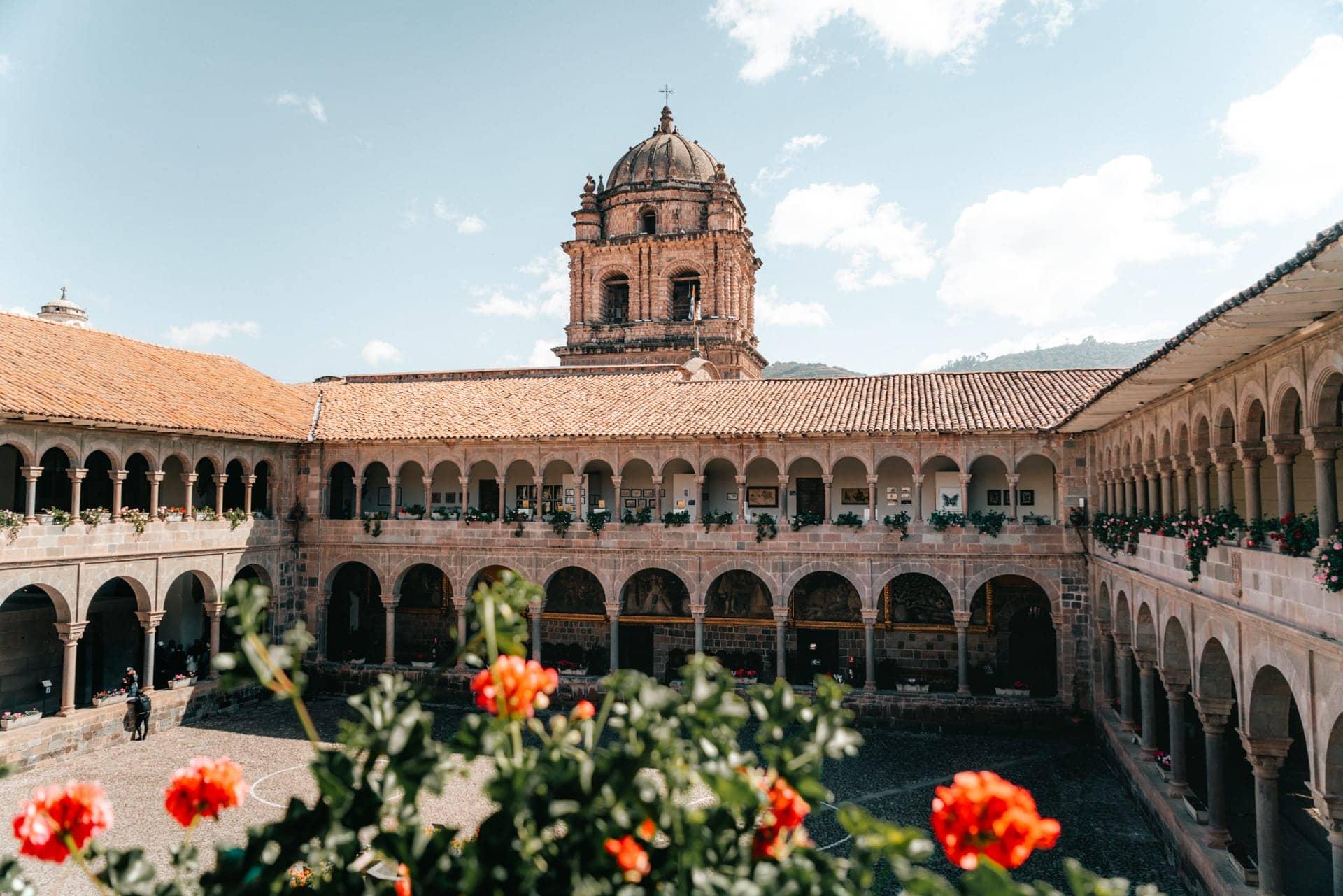 Qoricancha Temple Cusco Peru