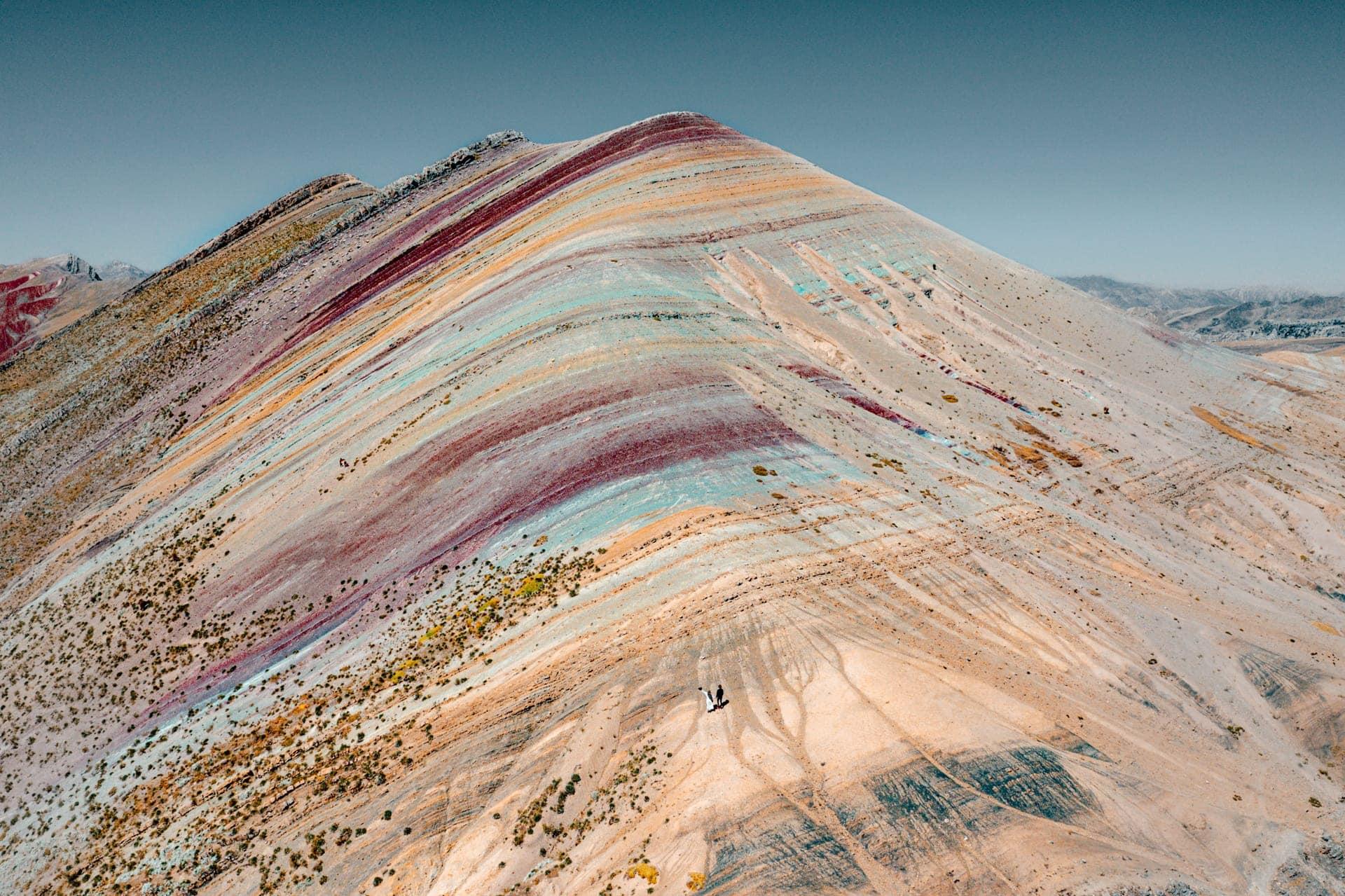 Palccoyo Rainbow Mountain Cusco Peru Things to do
