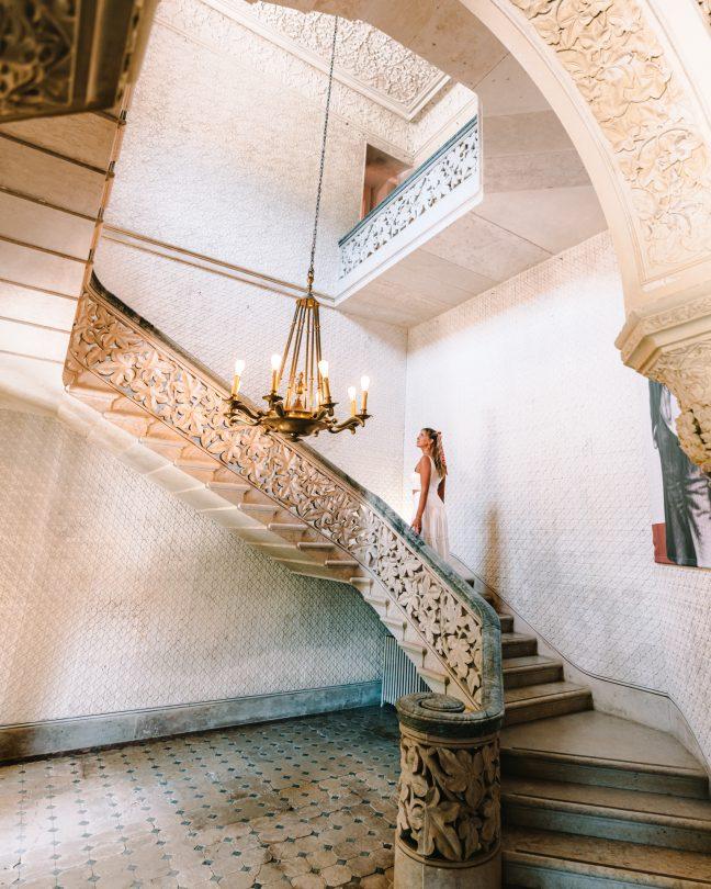 sintra monserrate palace