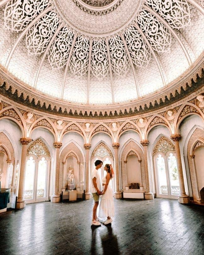 sintra portugal Monserrate Palace