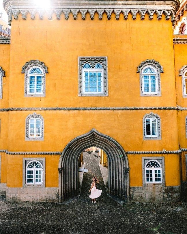 sintra castles day trip lisbon