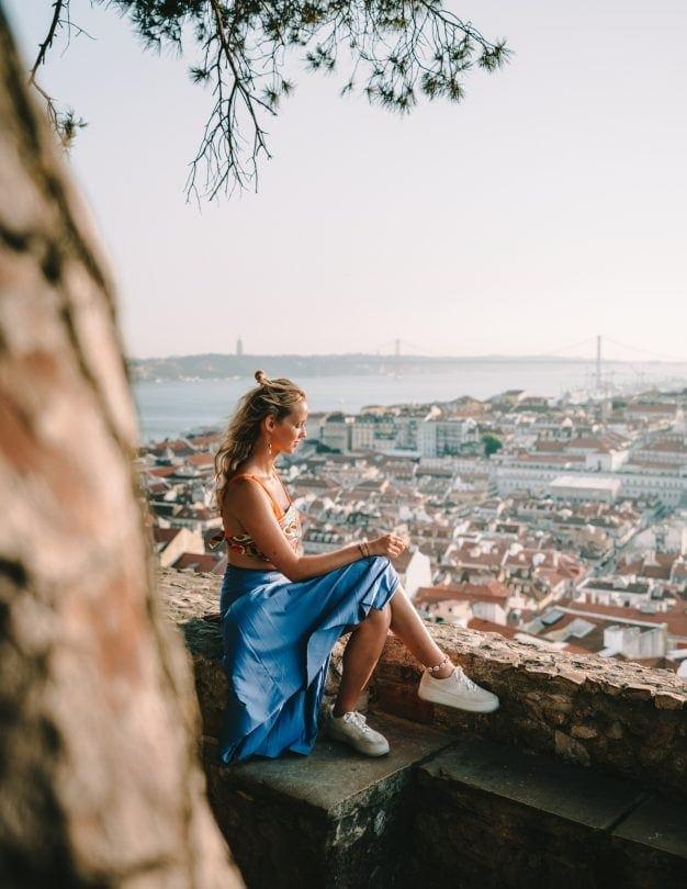 dingen om te doen lissabon kasteel São Jorge