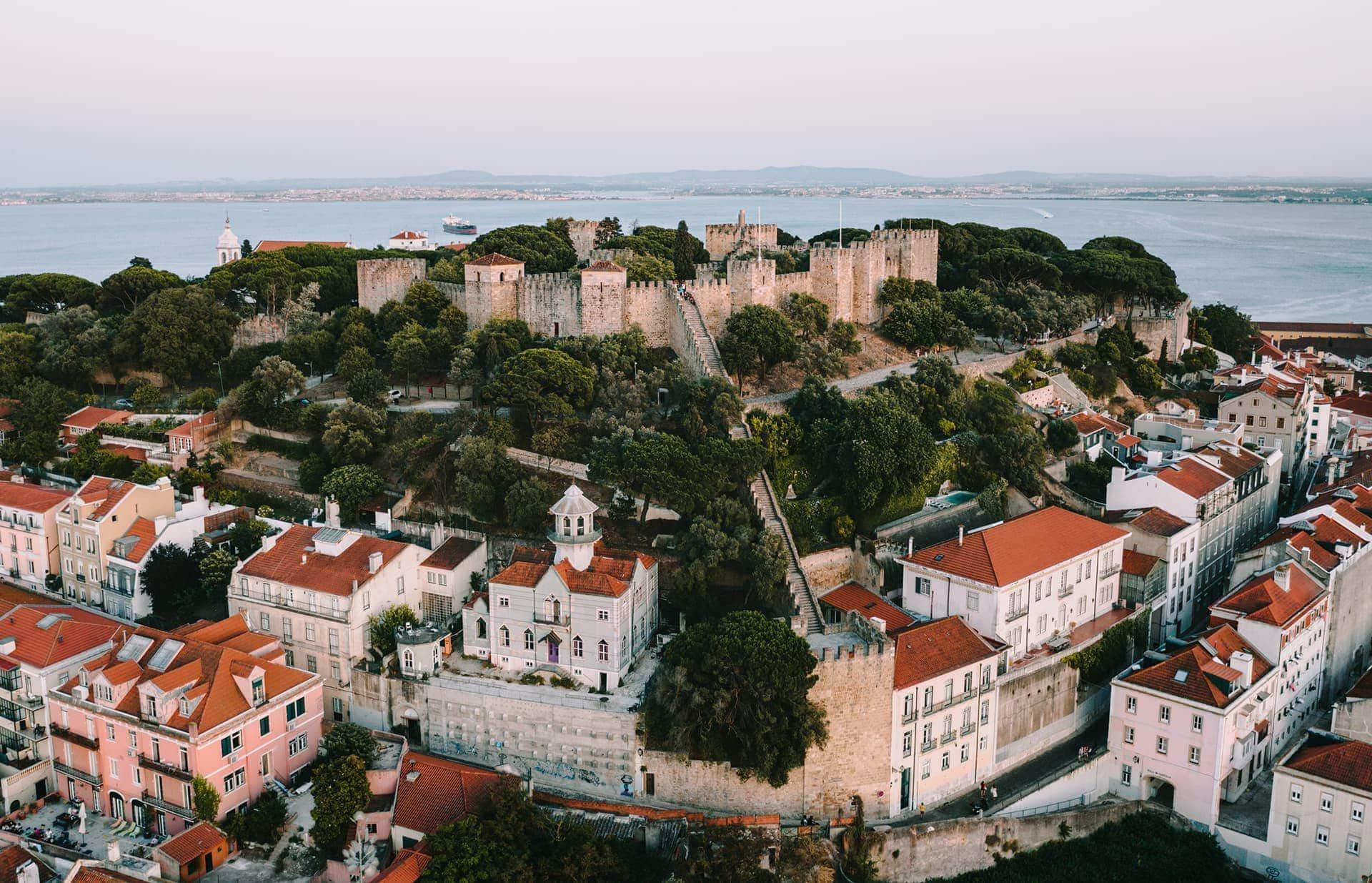 Kasteel van Sint-Joris lissabon