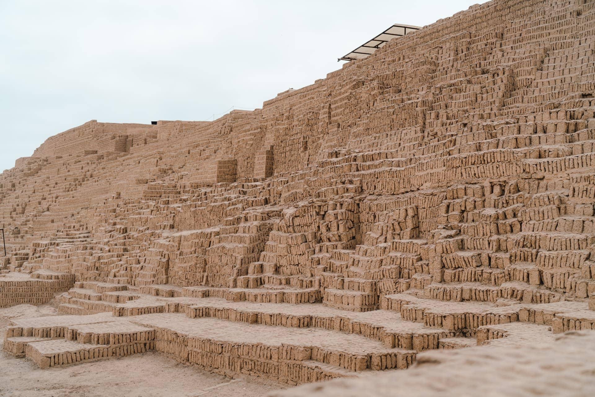 Lima Pyramid Huaca Pucllana