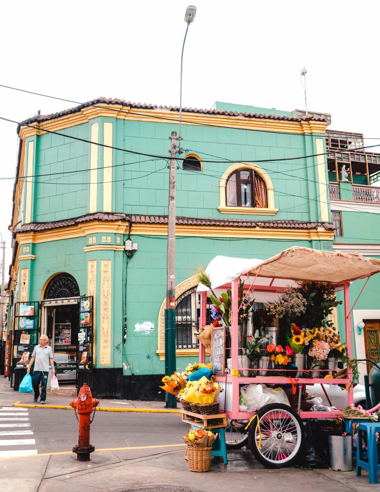 lima peru street tour