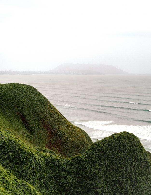 capital peru coast view