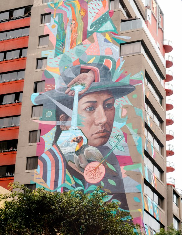 things to do lima peru street art
