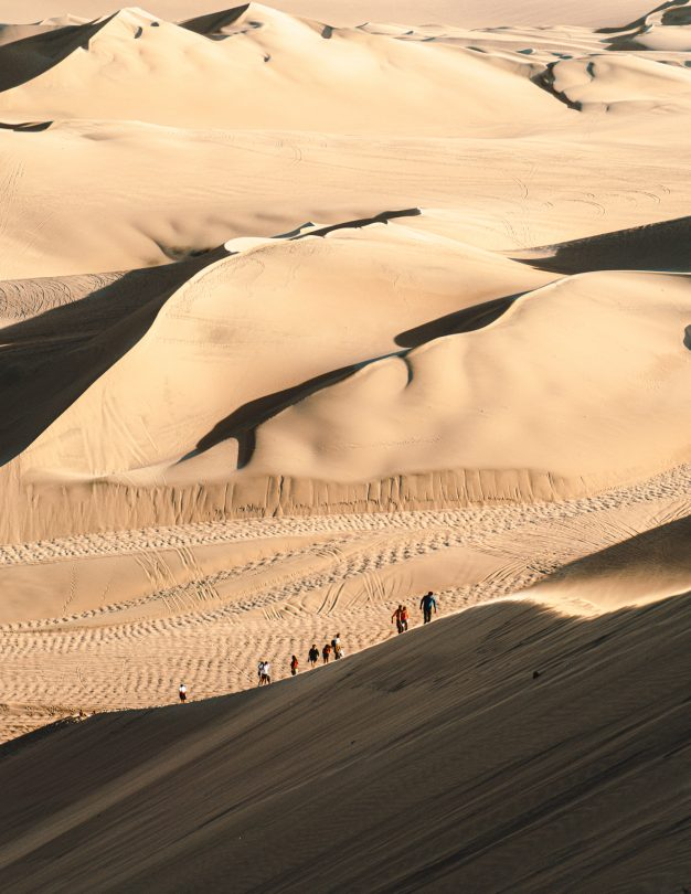 peru dunes
