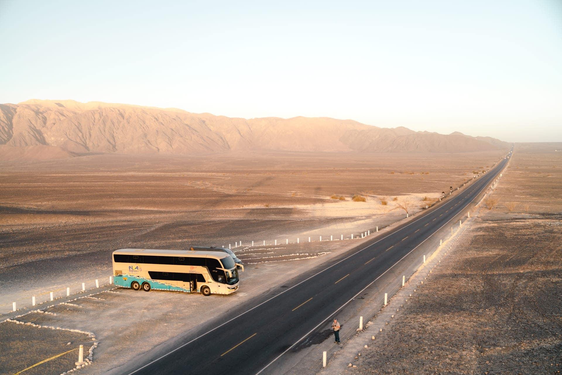 arequipa bus