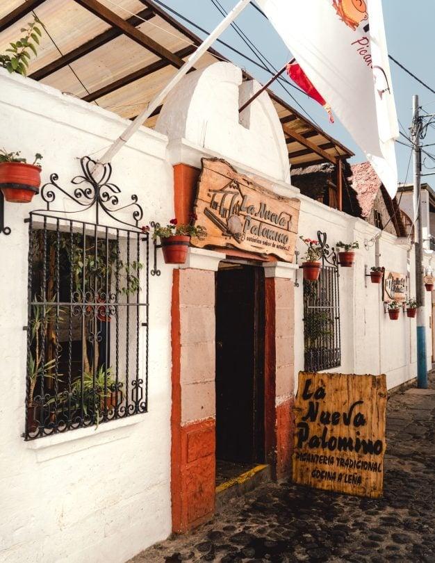 arequipa Picantería